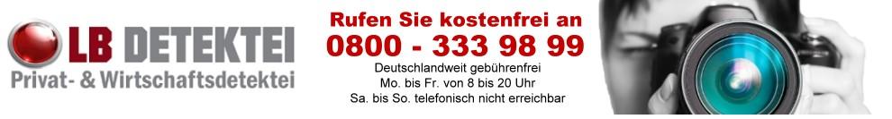 LB - Ihre Detektei am Einsatzort Frankfurt